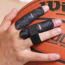 1 Pcs Sports Finger Support Adjustable Splint Pressurized Belt Bandage Sleeve Protector for Basketball Pain Relief