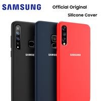 Samsung A9 2018 Case Originele Fashion Silicone Soft Protection Back Cover Samsung Galaxy A9 2018 A9s A920 A920F Case Cover capa