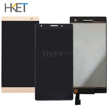 Original LCD Display For Lenovo PHAB2 Pro+Touch Screen Digitizer Combo Assembly Replacement Repair Accessory For Phab 2 Pro