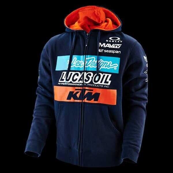 2015 hombres a estrenar de ropa 100% algodón KTM sudaderas