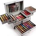 2017 primavera miss rose pro 132 full color eyeshadow palette fashion women cosmetic case completo pro paleta de maquillaje corrector colorete