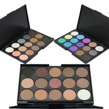 Natural Eye shadow Comestic Long Lasting Makeup Eyeshadow Palette Eye
