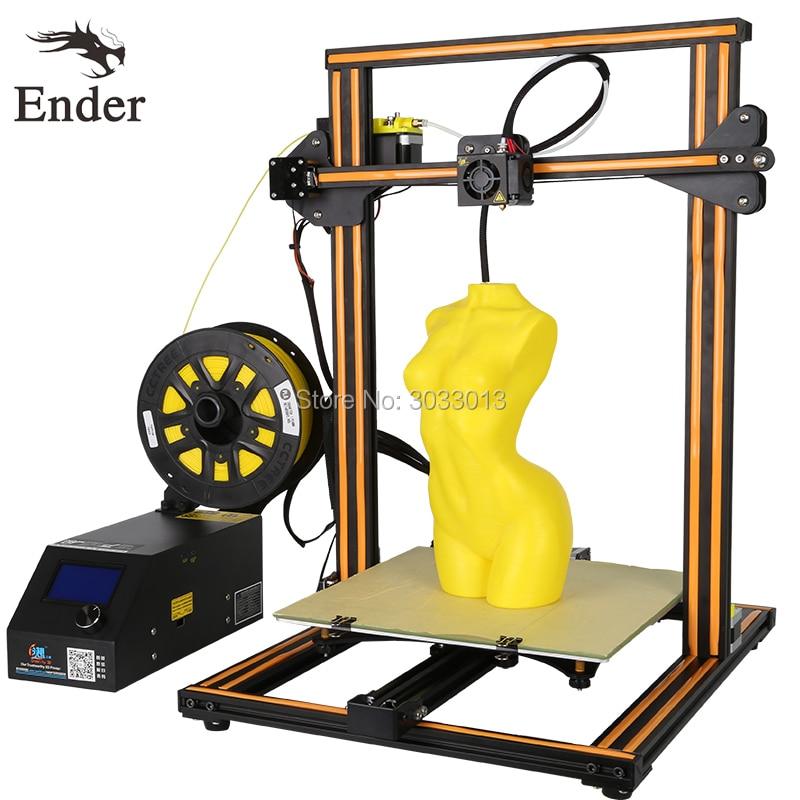 3D Printer CR 10s CR 10 DIY KIT Printer 3D prusa i3 Large Print size 300