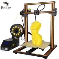3D Printer CR 10s/CR 10 DIY KIT Printer 3D prusa i3 Large Print size 300*300*400mm printer 200g filament+8G+Hotbed CREALITY 3D
