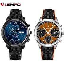 Lemfo lem5 android 5.1 os teléfono smart watch con mtk6580 1 gb + 8 gb 1.39 pulgadas de pantalla teléfono smartwatch para huawei android ios
