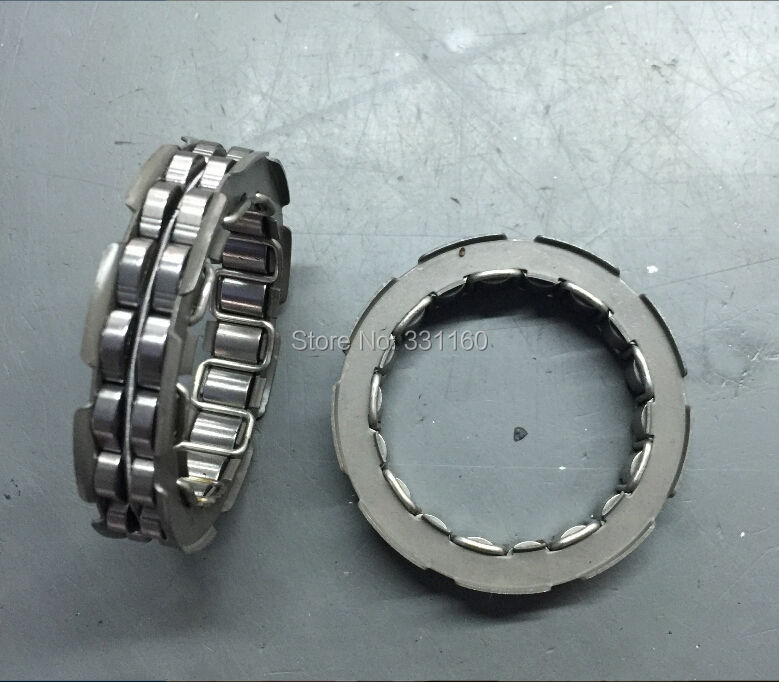 Motorcycle Clutch Parts for Honda CRF250 CRF 250 X 2004-2013 One Way Bearing Starter Sprag Clutch Overrunning Clutch mz15 mz17 mz20 mz30 mz35 mz40 mz45 mz50 mz60 mz70 one way clutches sprag bearings overrunning clutch cam clutch reducers clutch
