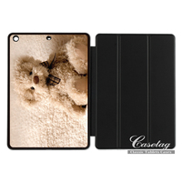 Teddy Bear Sweet Pretty Girly Smart Cover Case For Apple IPad 2 3 4 Mini Air
