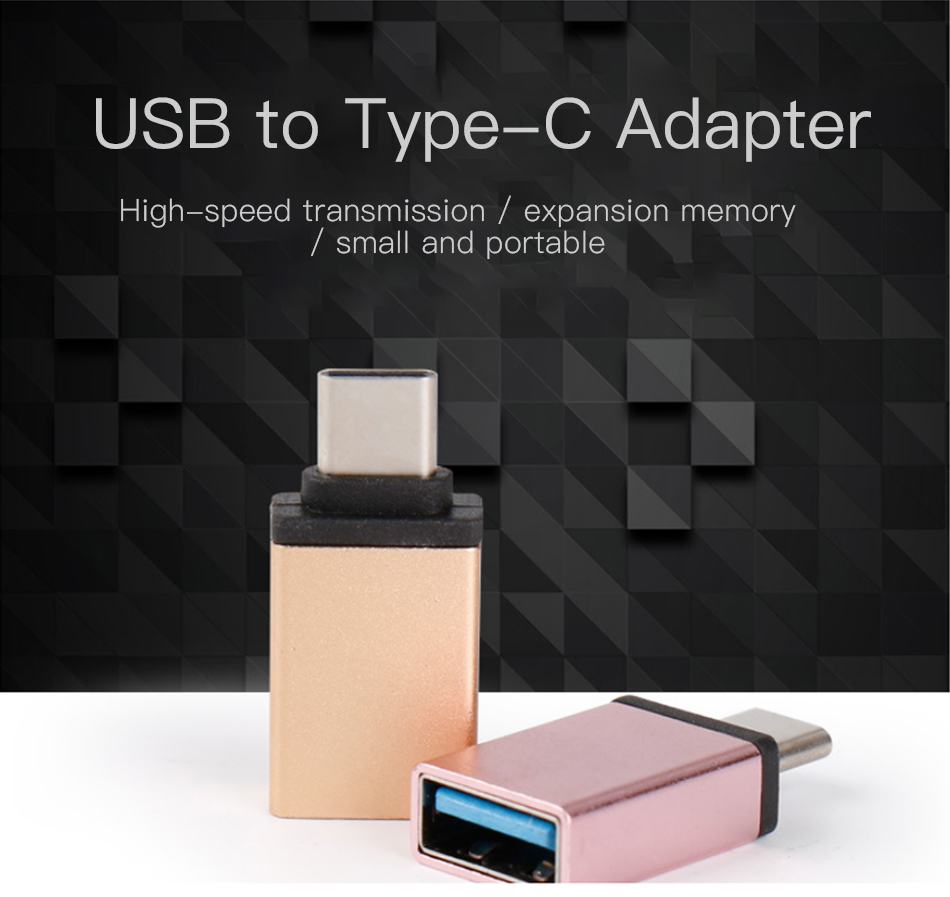!ACCEZZ USB OTG Adapter Type C To USB Flash Converter For One Plus 5 For LG G5 G6 Xiaomi Mi 5 6 8 Samsung Galaxy S8 S9 Data Sync (1)