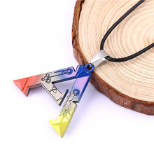 Красочное ожерелье h & f 12 шт/лот из игры ark survival эволюционное