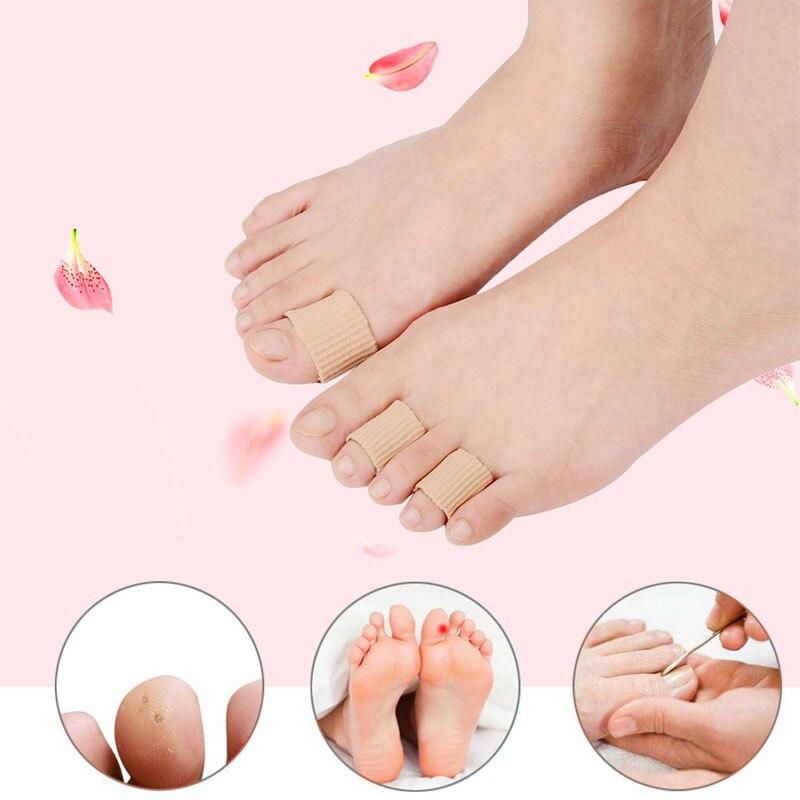 1,8 * 20cm Fabric Gel Tube Bandage Finger & Toes Håll Kudde Corns - Sko tillbehör - Foto 6