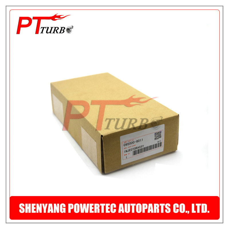 8011 fuel pump truck parts inyector 095000 8011 for Denso, common rail injector 0950008011, diesel engine parts