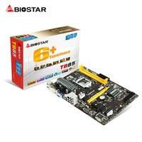 BIOSTAR TB85 1150 Motherboard DDR3 ATX Desktop Computer Motherboard Support For Intel I7 I5 I3 Dual