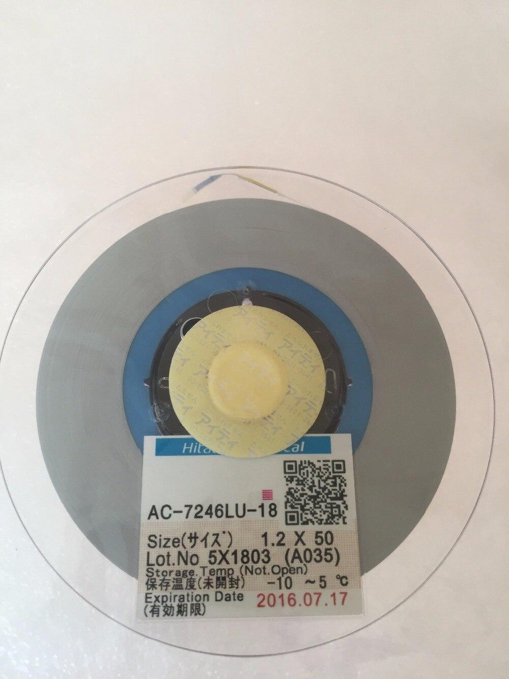 Original ACF   AC-7246LU-18  PCB Repair TAPE 1.5M-25M  New Date