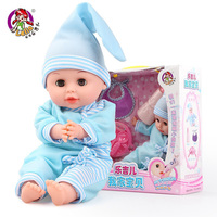 Lelia New Design Alive Babies Dolls Reborn 25cm Baby Doll suit Gift Box Pretend Play Toys for Children Kids Birthday Xmas Gifts