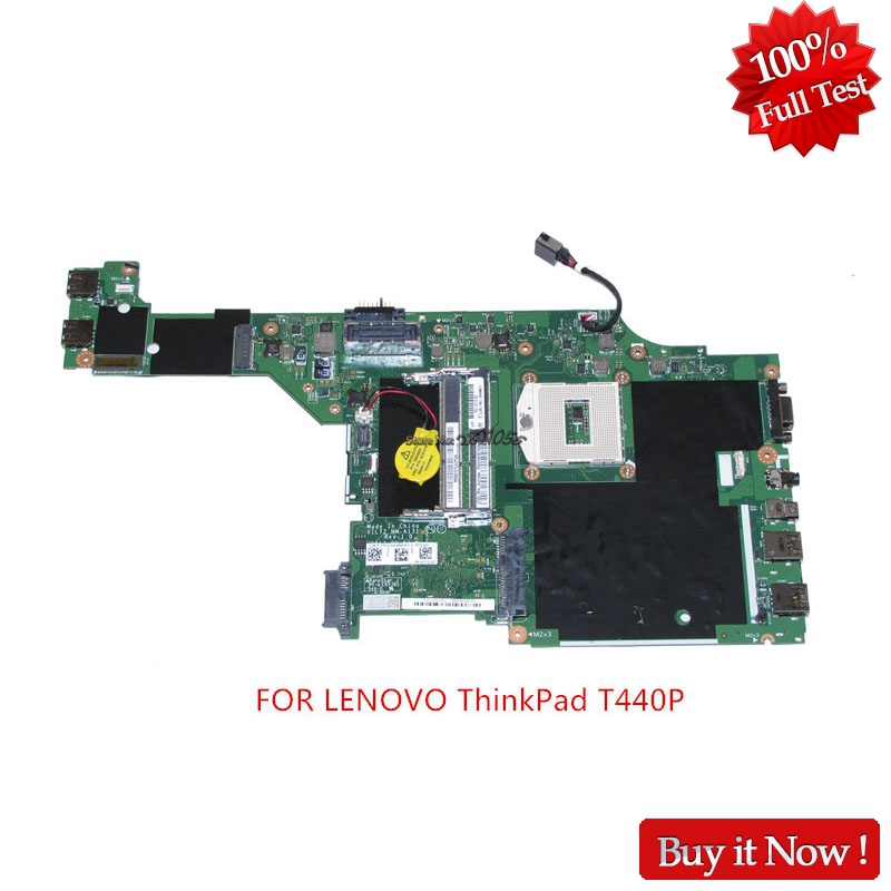 NOKOTION VILT2 NM-A131Mainboard for lenovo thinkpad T440P Laptop motherboard FRU 00HM991 00HM981 00HM983 04X4086 GT730M все цены