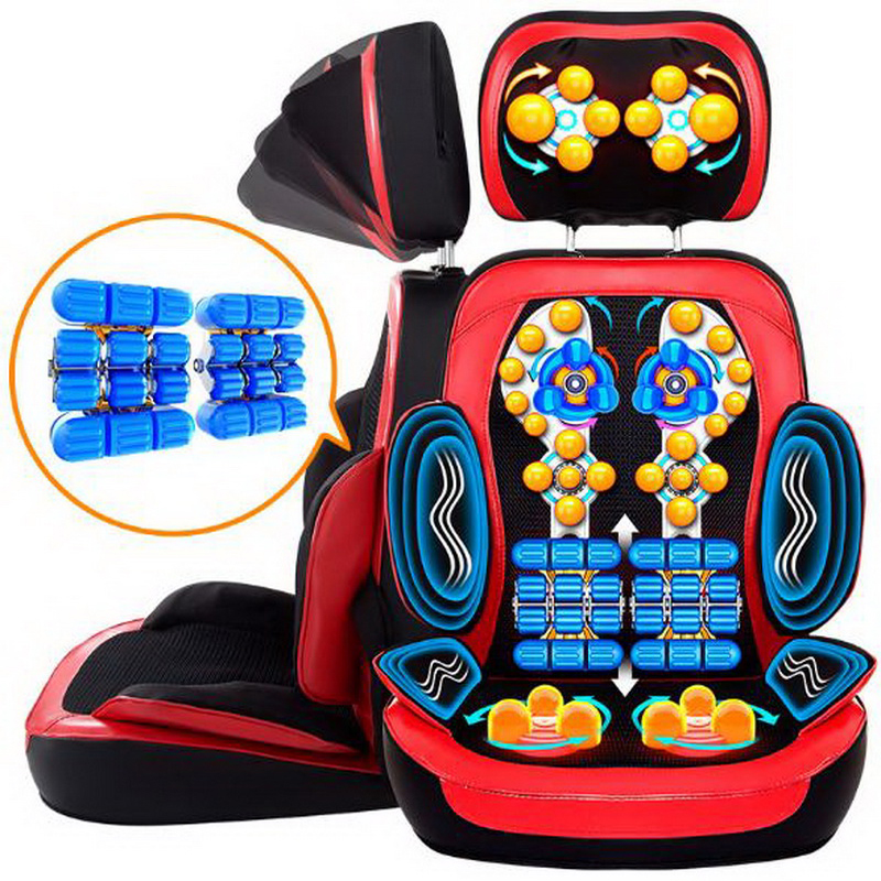 111209/neck massage pad waist full-body multifunctional household pillow massage cushion/Cervical back massage device/ стоимость
