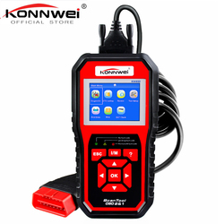 OBD 2 Automotive Scanner KONNWEI KW850 Enhanced OBD2 Scanner Scaner Automotriz Diagnosis Car Scanner Tool OBD Scanner PK NT301
