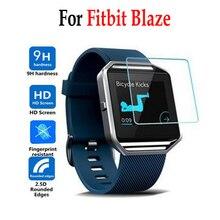 For Fitbit Blaze font b Smart b font font b Watch b font Tempered Glass For