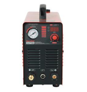 Image 4 - IGBT פלזמה קאטר CUT50i 50 אמפר 220V DC אוויר פלזמה מכונת חיתוך נקי חיתוך עובי 15mm