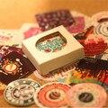 38 pcs/set Creative Vintage Themes Stickers Adhesive Stickers DIY Decoration Stickers 2015 johnnn
