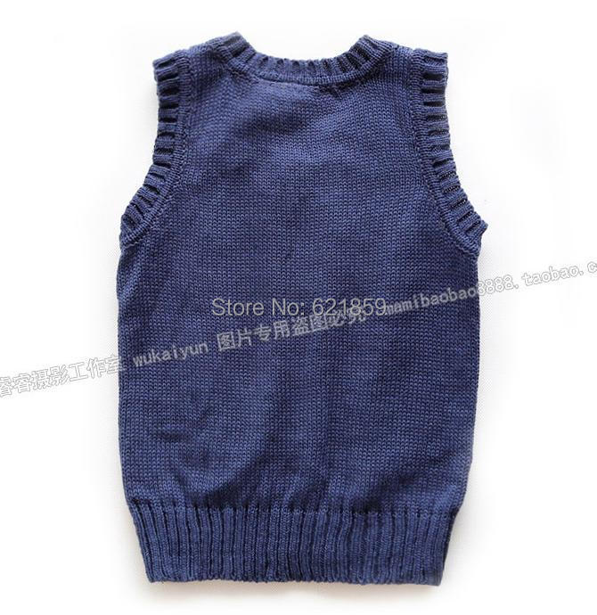 new-Spring-and-autumn-and-winter-baby-boys-ceiling-vest-sweater-vest-casual-sleeveless-tops-child-Soft-and-comfortable-thin-vest-3