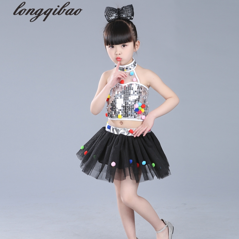 30692f465 Aliexpress.com   Buy Children  s Performance Chorus Dresses Girls ...