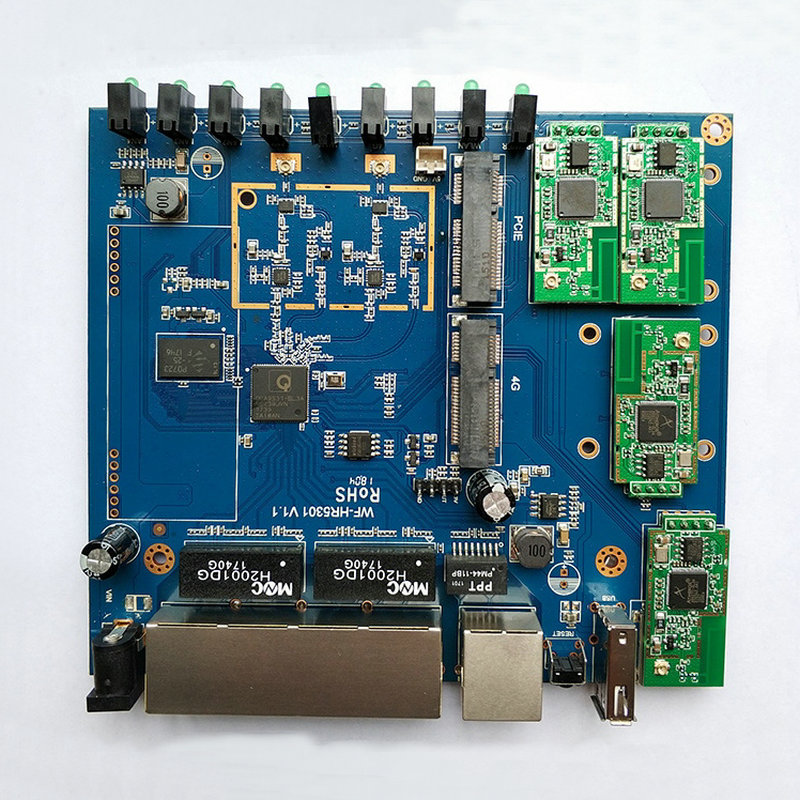 Openwrt Qualcomm QCA9531 Wireless Routing Public Security Probe Wifi Capture Card 4G Routing With USB