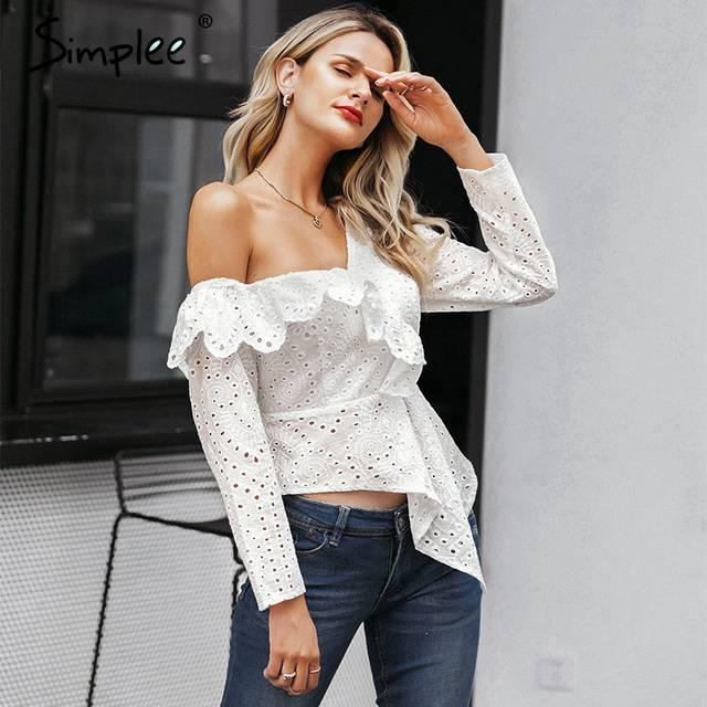 ae01.alicdn.com/kf/HTB1R2cYdUCF3KVjSZJnq6znHFXah/Simplee-sexy-plissado-branco-algod-o-renda-bordado-blusa-feminina-assim-trico-um-ombro-blusa-feminina.jpg_640x640q70.jpg