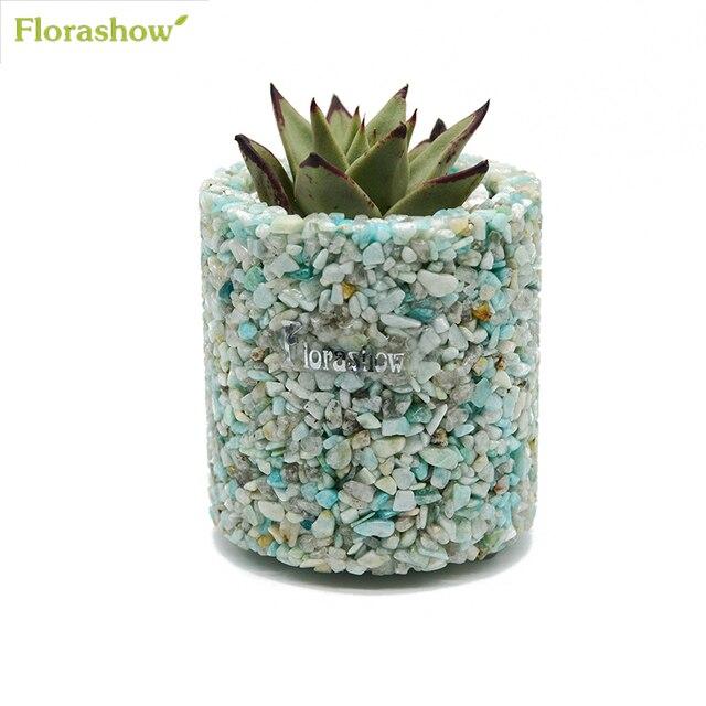 FLORASHOW Garden Supplies Japanese Pot Succulents Pots Flower Pot Tianhe  Stone Aristocratic Symbol Indoor Garden Pot