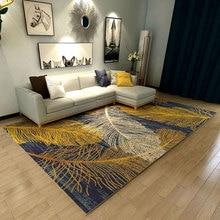 Bohemian Carpets Rugs Living Room Bedroom Carpet European Style Floor Mats Doormat Vintage Geometric Kitchen Non-Slip Area