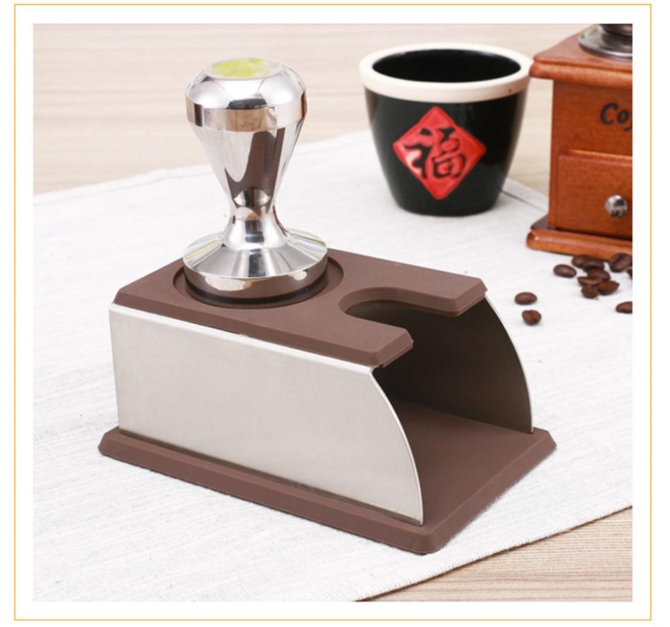 Compactadores de café