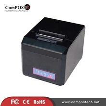 High printing speed 80mm thermal printer/LAN+USB+WIFI /pos system accessories
