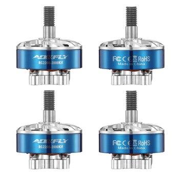 2018NEW 2206 מנוע 2000KV/2450KV/2700KV Brushless מנוע 2206 AOKFLY RC סדרת CW RC מנוע מנועים Brushless עבור FPV מירוץ Drone
