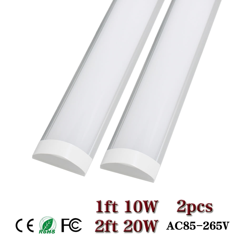 Led Explosion Proof Tri Proof Light Batten Tube 30cm 60cm 2ft Led Tube