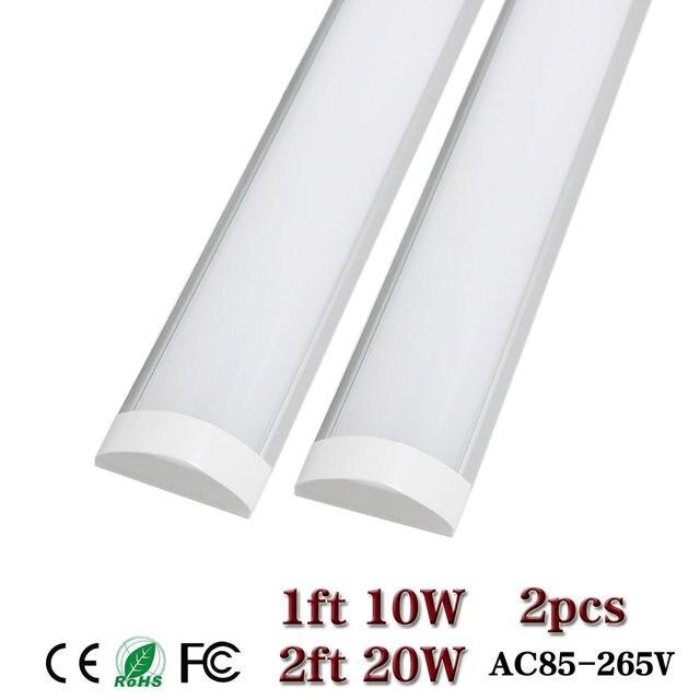 LED Explosion Proof Tri Proof Light Batten Tube 30cm 60cm 2ft LED ...