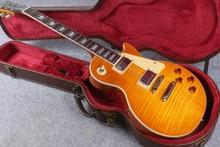 En Stock 1959 R9 honey Burst LPaul Chino Estilo LP Guitarra Eléctrica Estándar con el Envío Libre del CCSME