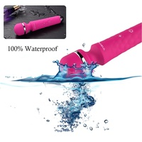 Nalone Super Powerful Multi-Speed Waterproof G-Spot AV Wand Sex Toys,Magic Wand Massager Vibrators Sex Products For Woman 3
