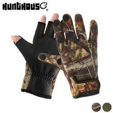 Зимние рыболовные перчатки hunthouse дышащие противоскользящие