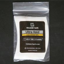 20 упак./лот 36 шт./пакет, Ultra Hold ленты высокого качества сильный двойной лента для накладки/мужской парик
