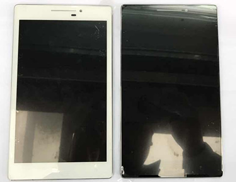 ФОТО Lcd screen display +Touch screen digitizer with frame For Asus Zenpad Z370 Z370CG black/white color Free shipping