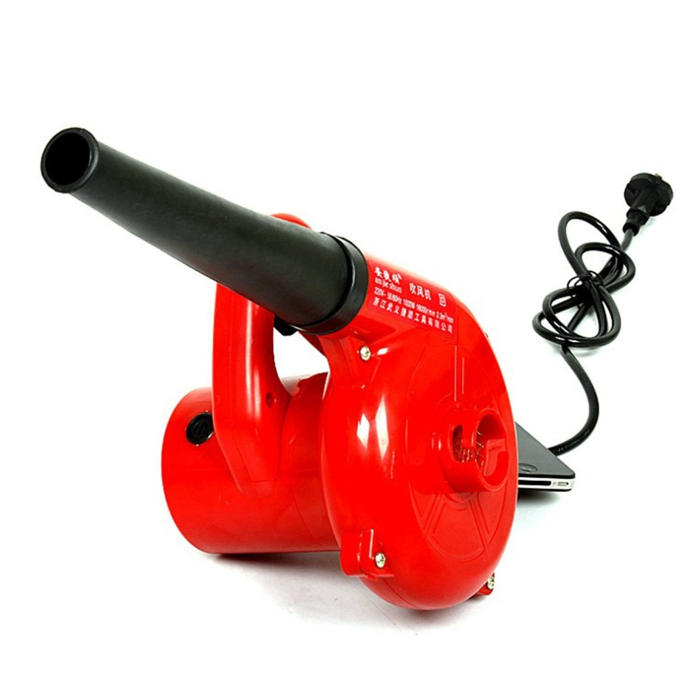 Portable Hand Operated Computer Hair Dryer Dust Collector Copper Blower Suction Fan Host Dust Collector For Cleaning Computer