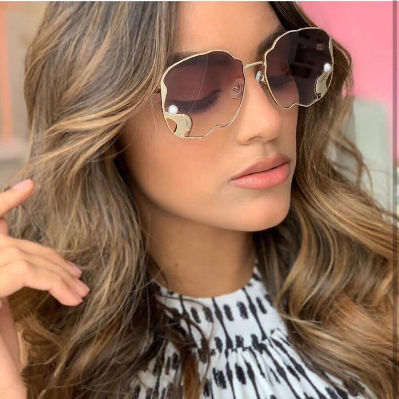 Frauen 1 Luxus Y0323 Marke Designer Für 2 Runway Gläser Sonnenbrille Carter 2019 tdwznvIqt