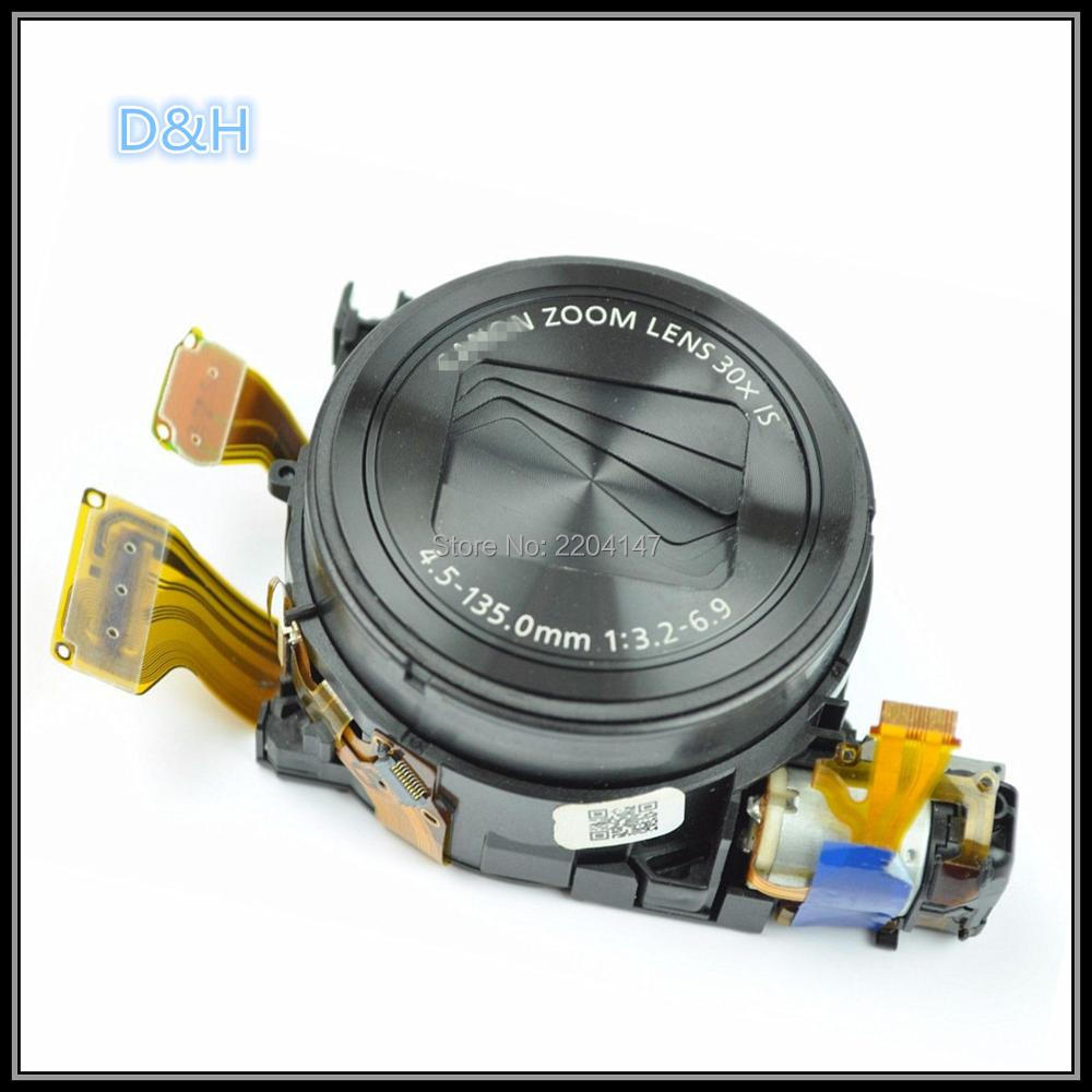 Original Zoom Lens + CCD Repair Accessories For Canon PowerShot Sx700 HS Pc2047 Digital Camera
