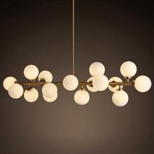 Modern Chandelier Lights Lamp lustres chandeliers lighting fixture living dining room restaurant hotel