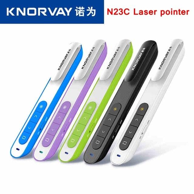 [RedStar] KNORWAY N23C ААА батареи Красный PPT лазерная указка лазерная ручка Powerpoint ручка Сальто дистанционного 100 м поддержки PPT/Prezi/Основной