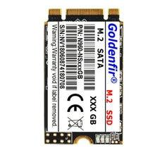 Goldenfir – disque dur M2 M.2 de 2242 pouces, avec capacité de 64 go, 512 go, 256 go, 128 go, 2242 go, M. Disque dur SSD, 22x42mm, 2 NGFF, pour ordinateur portable