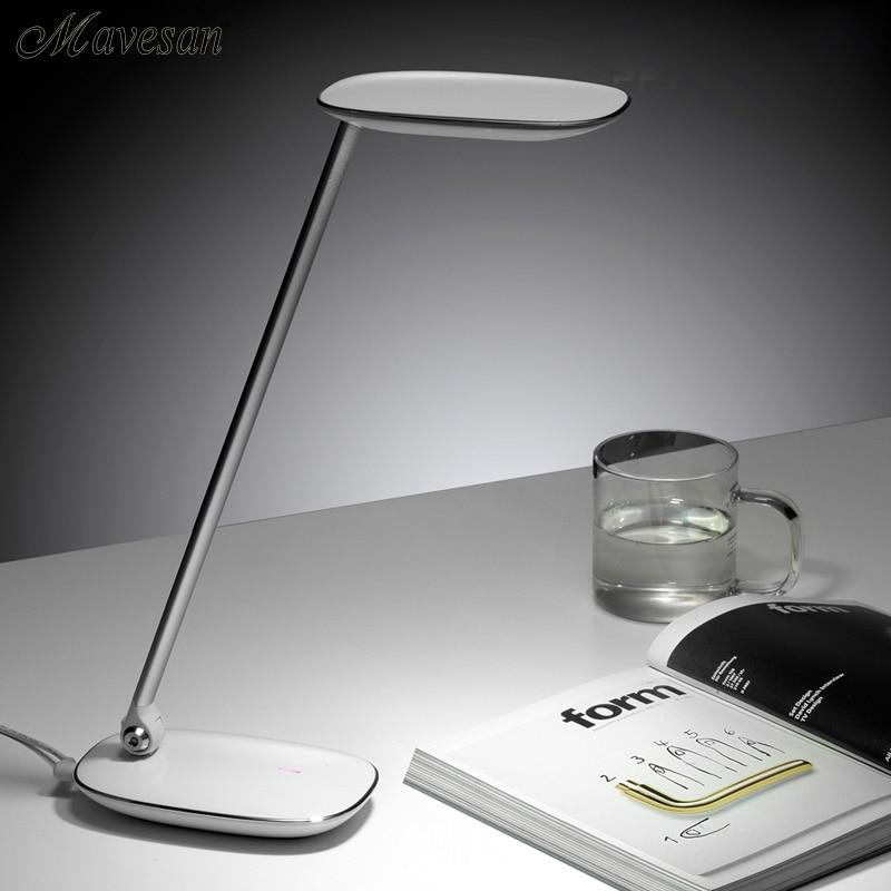 Здесь продается  Portable USB Charge 3-grade Brightness Adjustable  Led Study Reading Desk Lamp, Eyes-protectable Novelty Gift Reading Table Lamp  Свет и освещение