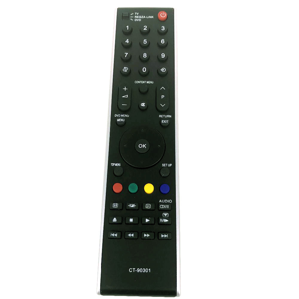 New General Remote Control CT-90301 For Toshiba TV CT-90301 Compatible with CT-90288 CT-90287 CT-90337