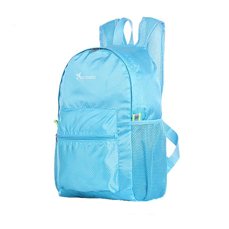 2017 Light weight Multifunction Waterproof Backpack Men/Women Casual Travel Backpack Leisure Folding Shoulder Bag Rucksack росмэн игровой набор пеппа на каникулах peppa pig
