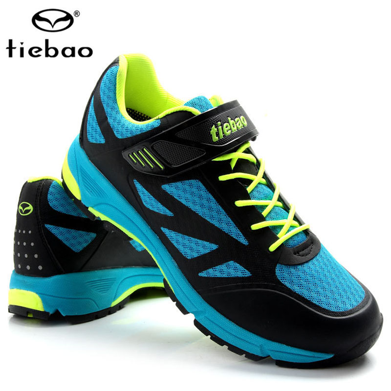 Tiebao Cycling Shoes 2018 Men sneakers Women MTB Bike Shoes Athletic Sports Bicycle zapatillas deportivas mujer superstar shoes tiebao cycling shoes 2017 winter off road bike athletic boots sapato masculino zapatillas deportivas mujer mens sneakers women